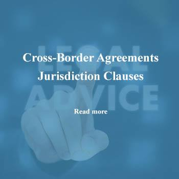 Cross border agreements jurisdiction clauses new hallmark cross border agreements jurisdiction clauses platinumwayz