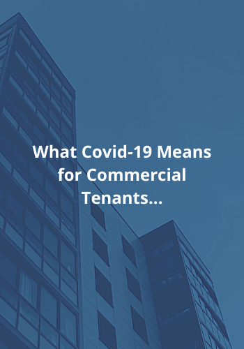 Practical Steps for Commercial Tenants to Take